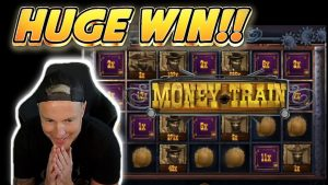 HUGE WIN! MONEY educate large WIN – casino bonus GAME from CasinoDaddys LIVE flow