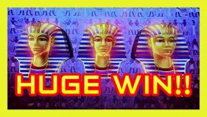FERO INGENS * 3D monstrum Sphinge perplexum Slote in MGM Grand Las Vegas!   bonus comitissae