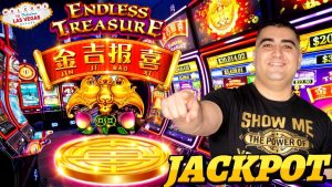 High boundary Endless Treasure Slot Machine HANDPAY JACKPOT – component division 1 | Live Slot Play inward Las Vegas