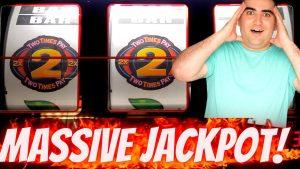 High boundary Slot Machine HUGE HANDPAY JACKPOT | High boundary Lightning Link | 3 Reel Slot JACKPOT