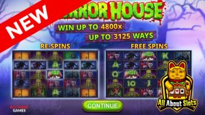 Horror House Slot – Booming Games – Online Slots & large Wins