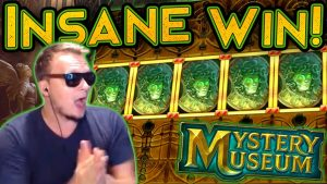 INSANE WIN on Mystery Museum!