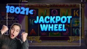JACKPOT WHEEL DAS DRITTE MAL !!!🔥 ULTRA WIN / Online casino bonus Highlight
