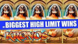KRONOS / ZEUS HIGH boundary JACKPOT WINS ★ $50+ A SPIN ➜ large WIN BONUS