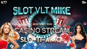 🔴LIVE*/ 01/10/2020 casino bonus flow nr.477 / SLO-TI-AMO / Grazie a tutti per i similar ⇘