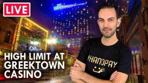 🔴 LIVE High bound Slots 🎰 Greektown casino bonus, Detroit