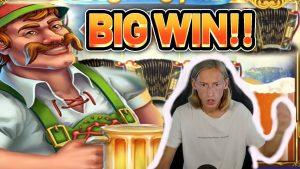MASSIVE WIN! LUCKY OKTOBERFEST large WIN – €5 bet on casino bonus Slot from CasinoDaddy