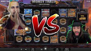 Money prepare 2 large WIN  Roshtein vs ClassyBeef