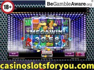 Online Casinos Slots, Danger High Voltage large Win Bonus