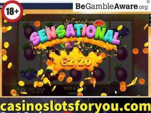 Online casino bonus Slot Extra Juicy large WIn Bonus