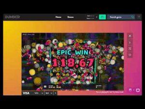 Online casino bonus Slots Chaos Crew Nice large Win
