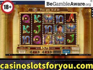 Online casino bonus Slots, volume of Dead large WIn Bonus
