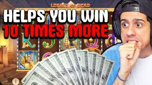 Online casino bonus large win 🍒 This trick helps you win 10 times to a greater extent than at online casinos