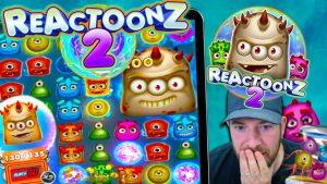 REACTOONZ 2!! 4 Gargas!! novel Play n Go Slot, whatever goodness?