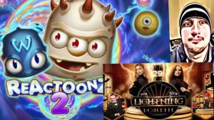 Reactoonz 2 foremost Play + Roulette (large Wins? Huge Cashout?)