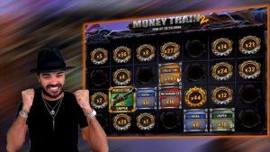 Roshtein Money leidt 2 sensationele GROOTSTE WINS op | Streamer grote overwinning