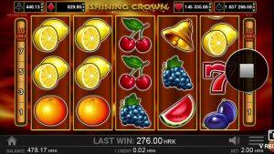 СЈАЈНА КРУНА ** велика победа ** казино бонус