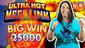 SUPER large WIN ON ULTRA HOT flame LINK ! firstly TIMES A CHARM !!!