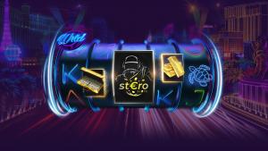 Stero Slots live cazino- Chill - velike pobjede