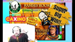 Super large Win From Ramses volume!!