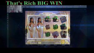 That's Rich large WIN / casino bonus Zeppelin