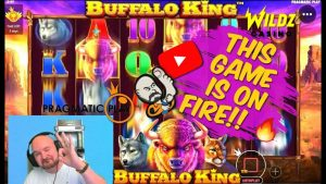 This Game Is On flame!! ii Super large Wins From Buffalo manlike soul monarch!!