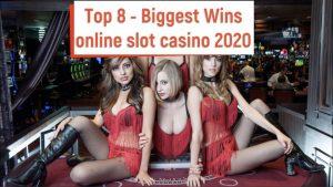 Шилдэг 8 - Хамгийн том ялалтууд онлайн слот казиногийн урамшуулал 2020 он