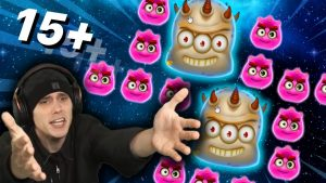 ULTRA large WIN!! Reactoonz 15+ Pinks | Play'n Go
