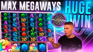 WHO WANTS TO live A MILLIONAIRE BONUS ON 10€ BET 🎰 HUGE WIN ON large TIME GAMING ONLINE SLOT MACHINE