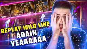 🔵*/  WILD LINE DEAD OR live SLOT / SUPER WIN ,,REPLAY'' / HUGE WIN / casino bonus ROMANIA / similar ⇘
