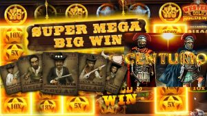 # Western Au Megaways # Dead or live # Centurio large WIN!!!  CasinoDaddy together with  TheDoctor