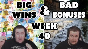 casino bonus highlights of the calendar week 40 ★ Feat. Huge win from Euphoria ★ Played on Vihjeareena´s flow