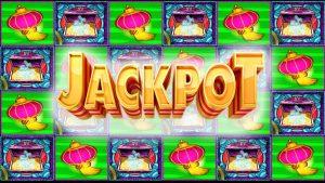 u zaključku Spin je spustio ogroman Jackpot! veliki BONUSI ZA POBJEDU VISOKO uvezani SLOTAČ