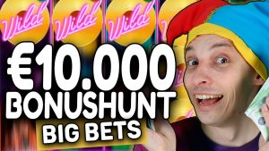 large BONUS HUNT RESULTS, 35 SLOTS BONUSES, large BETS