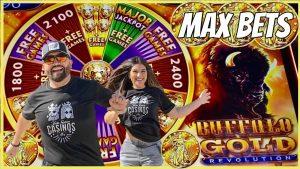 🐃 BUFFALO Au SLOT MACHINE-da böyük WIN MAX BETS 💛 COMO GANAR EN EL casino bonus JUGANDO TRAGAMONEDAS