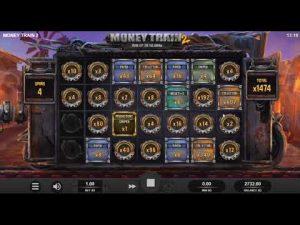 large WIN ON Money educate 2 ONLINE SLOT   Best wins of the calendar week casino bonus