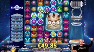 large WIN ON Reactoonz ONLINE SLOT | Best wins of the calendar week casino bonus