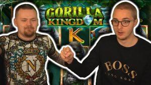 large WIN on GORILLA KINGDOM – casino bonus Slots large Wins