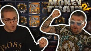 large WIN on MONEY educate 2 – casino bonus Slots large Wins