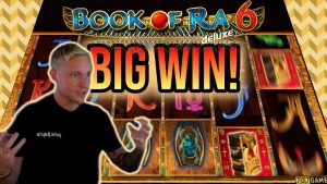 large WIN! volume OF RA 6 large WIN – €20 bet on casino bonus Slot from CasinoDaddys LIVE flow