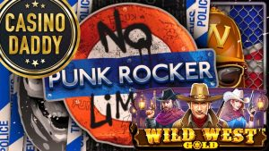 large WINS!!! CasinoDaddy!!! Best SLOTS!!! # The Canis familiaris House # Wild due west Au # Punk Rocker