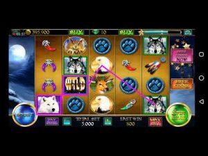 large Win Wolf Slots casino bonus