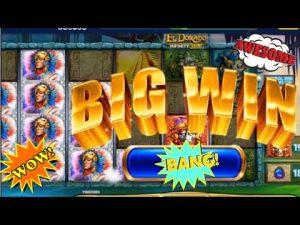 large Win on El Dorado Infinity Reels   Chumba casino bonus