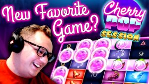 large Wins from CherryPop Session! (novel Slot)