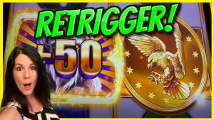 novel BUFFALO master copy Slot Gives Us RETRIGGERS for DAYS! HUGE WIN! | casino bonus Countess