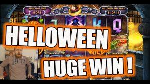 novel Helloween GAME HUGE WIN!