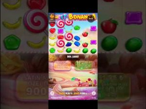 sugariness BONANZA 2 – 1 Tr CasinoMaster total Özet #sweetbonanza #slot #bigwin