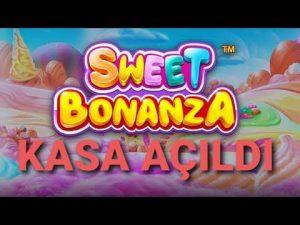 sweetness BONANZA En Kolay Kazancım Kasanın Anahtarını Verdi large Win #sweetbonanza #slot #bigwin