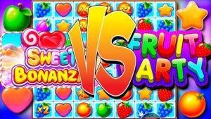 slatkoća Bonanza VS Voćna politička stranka velika POBJEDA !!! casino bonus tata