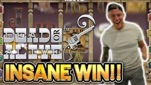 tape WIN! DEAD OR live large WIN – €nine BET ON casino bonus Slot from CasinoDaddys LIVE flow